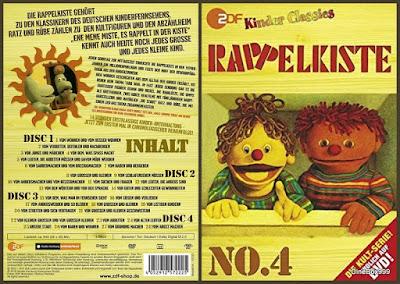 Rappelkiste. 1973–1984. DVD 4.