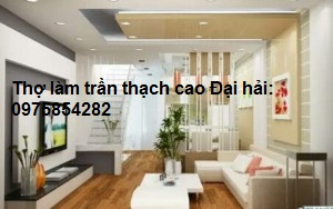 dich-vu-lam-tran-vach-tuong-thach-cao-o-dong-anh