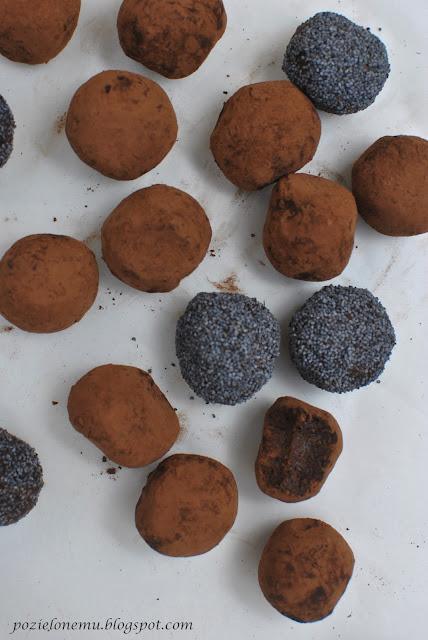 kakaowe teufle śliwkowe
