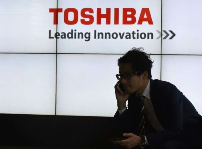 Tinuku Argyle Toshiba chip unit is worth up to $40 billion