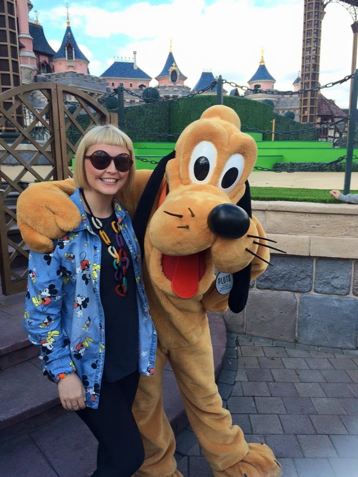 Glasgowfashiongirl - Disneyland Paris