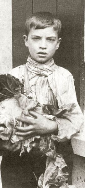 100 Year Old Photos Of Destitute East End Children
