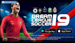 Download DLS 19 Mod FIFA World Cup Russia Apk Data Obb