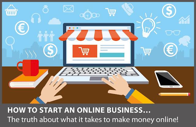 5 Pertimbangan Penting Sebelum Memulai Bisnis Online