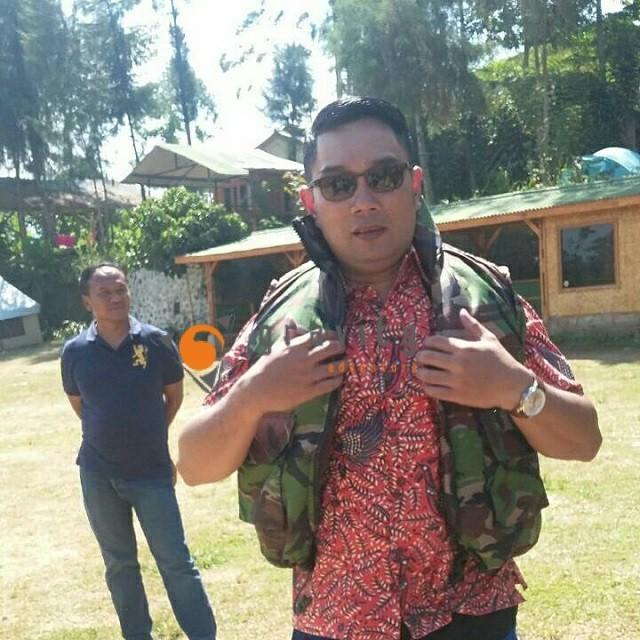 Bapak Ridwan Kamil Walikota Bandung