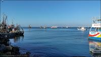Port de Coquimbo - Chili - Amérique du Sud - Voyage