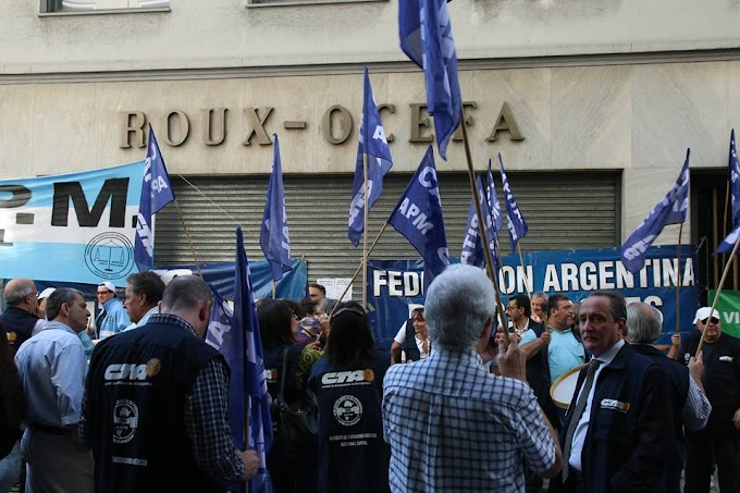 Roux Ocefa se presentó a convocatoria de acreedores