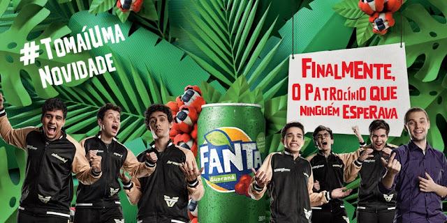 Team One Fanta Guaraná