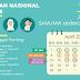 Jadwal Ujian Nasional (UN) 2018 Resmi SMP/MTs, SMA/MA, SMK dan Pendidikan Kesetaraan