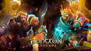 Download Dungeon Legends v1.811 APK Mod Mega