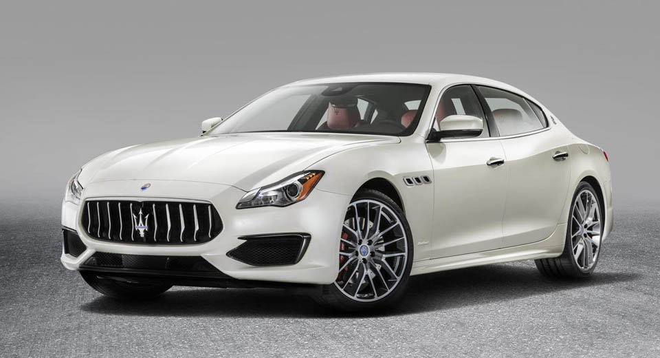 Of All The Exotic Automakers Producing Four Door Sedans, Maserati Is  Arguably The Most Established. The Trident Marque Came Out With Its First  Quattroporte ...