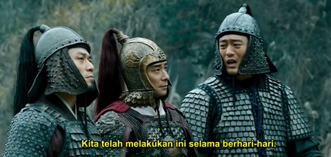 Screenshots Movie God Of War (2017) BluRay 480p Subtitlte Bahasa Indonesia 3gp 01