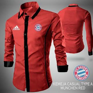 Kemeja Bayern Munchen