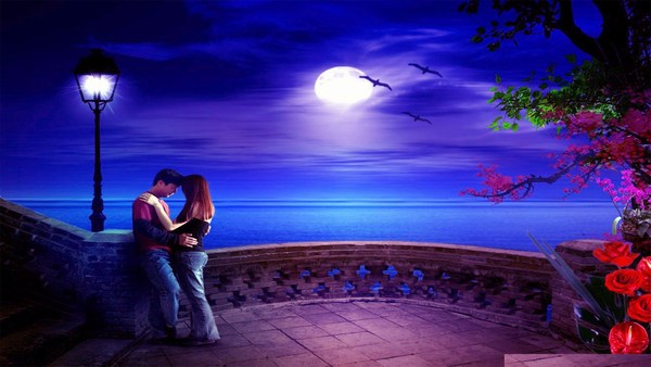 Cute Lovely Romantic Images HD Widescreen