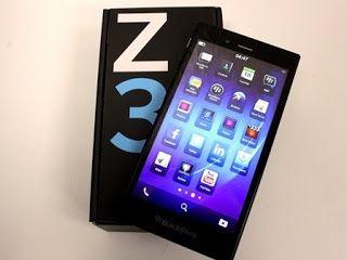 Autoloader Blackberry Z3