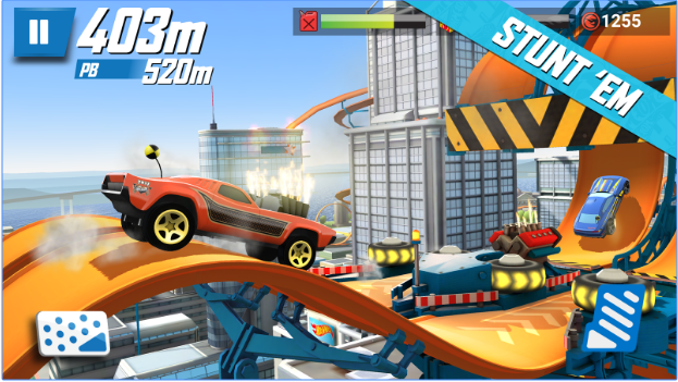 Game Hot Wheels Race Off V1.0.4606 MOD Apk Terbaru