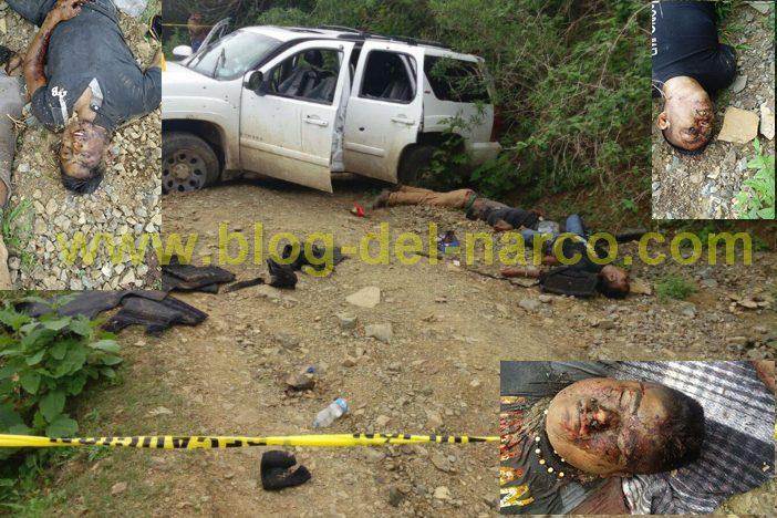 Las balas no paraban tras enfrentamiento de 48 horas en Guerrero deja 7 muertos