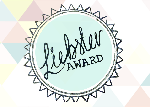 Liebster award illustration header