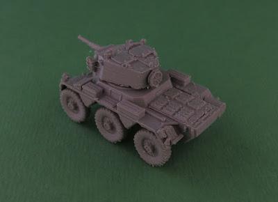 FV601 Saladin Armoured Car picture 2