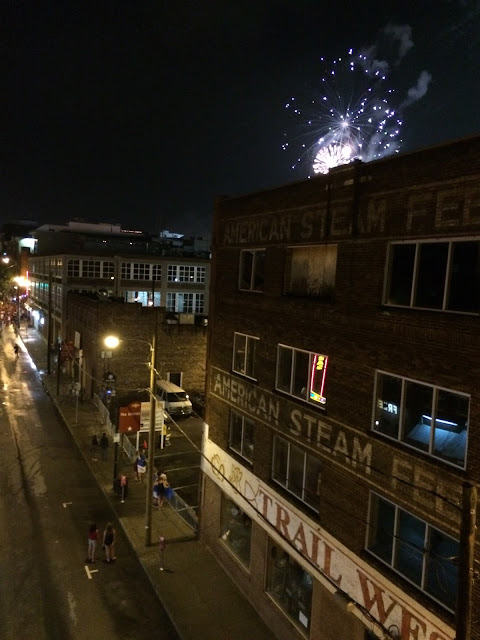 4th of July fireworks in Nashville, Tennessee // gmrobidas