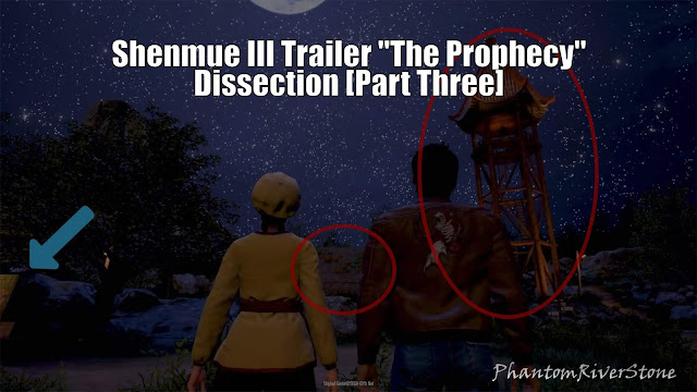 "Shenmue III Trailer ""The Prophecy"" Dissection [Part Three]"