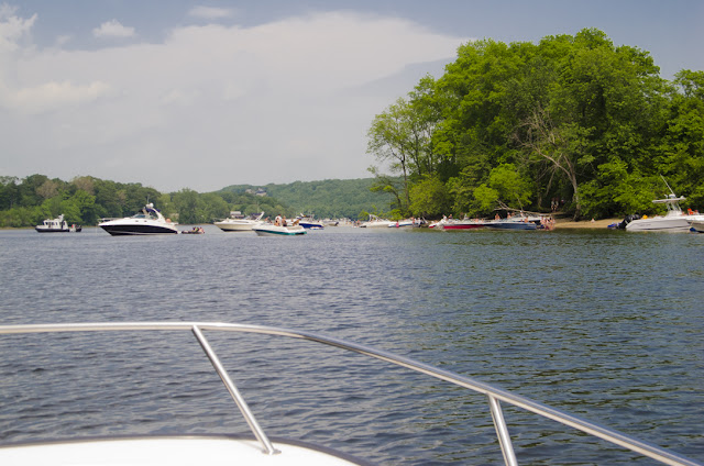 Wooster Island, The Housatonic, Connecticut