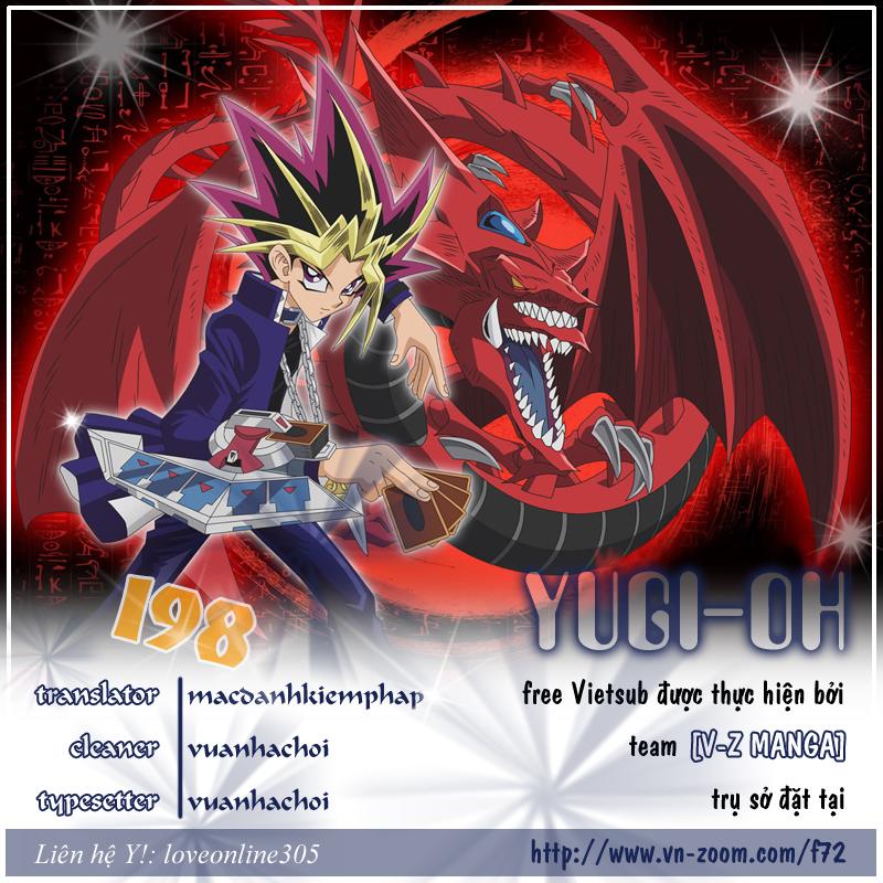 YU-GI-OH! Chap 198 - Truyen.Chap.VN