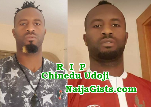 former enyimba captain killed car accident