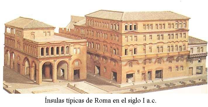 Ipat2017 bezerrasoaresingrid la casa romana Como eran las casas griegas