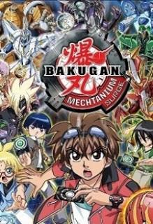 Những Chiến Binh Bakugan: Cỗ Máy Ác Quỷ