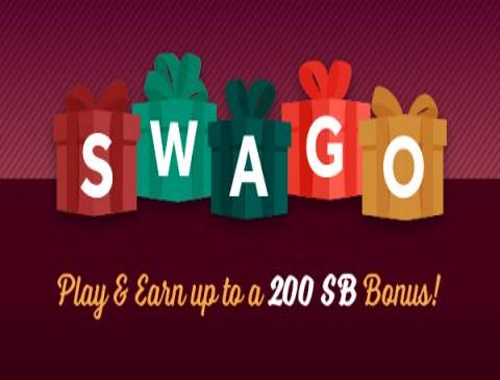 Swagbucks Swago: Unwrap Your SB Bonus