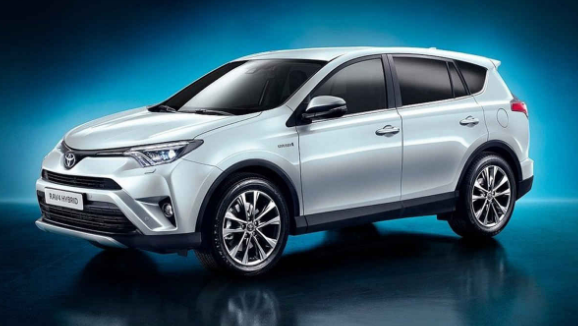 2018 Toyota RAV4 Exterior