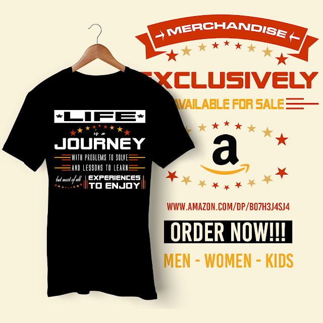 Life is a Journey Premium Shirt by Mian Mohsin Zia