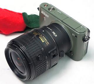 Jual Kamera Mirrorless Bekas Nikon 1 S1