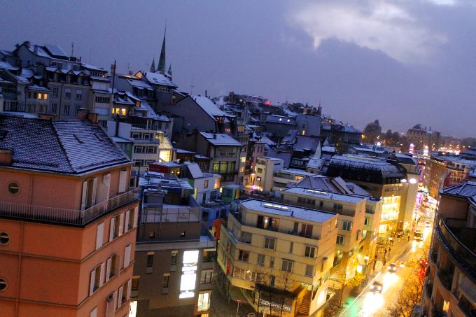 Lausanne - The Wayfarer