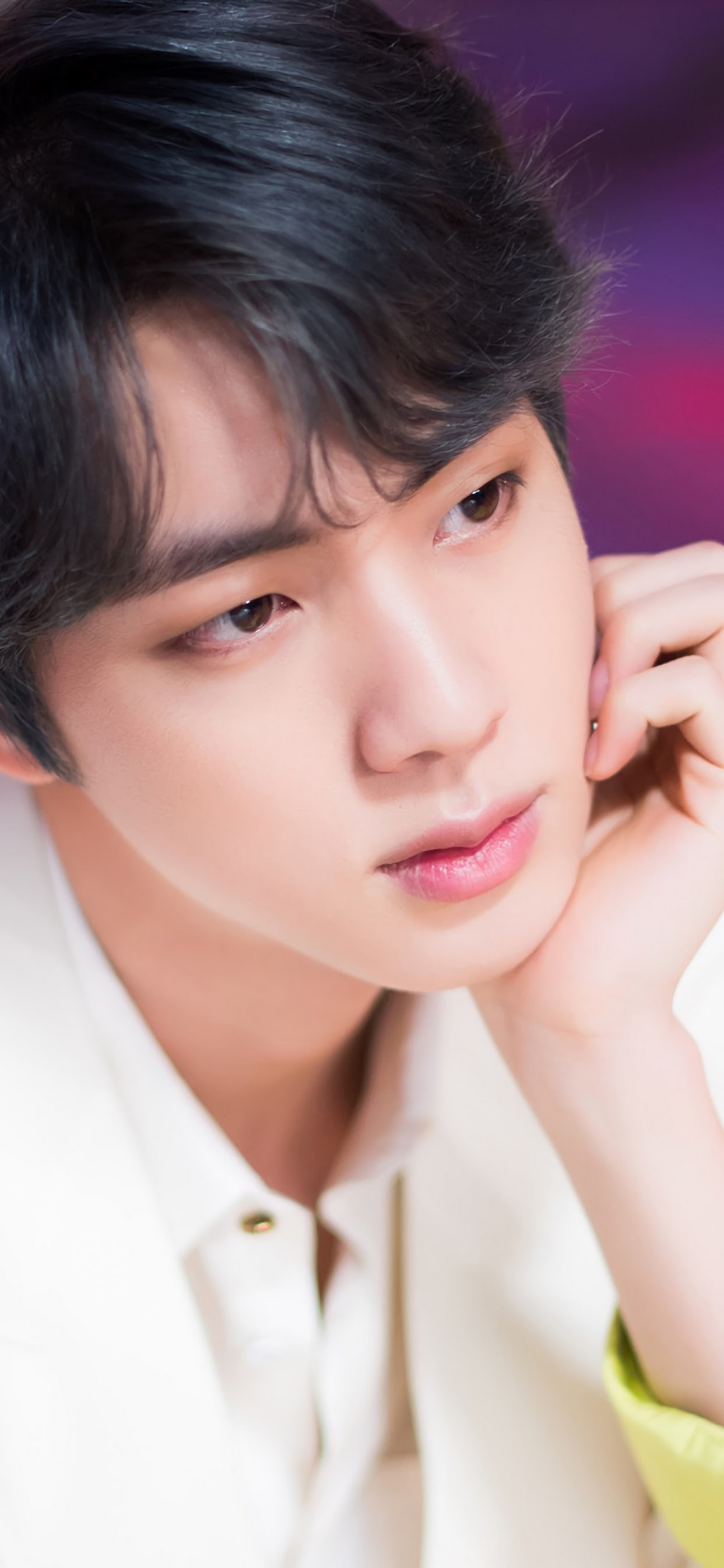 jin bts boy with luv uhdpaper.com 4K 113