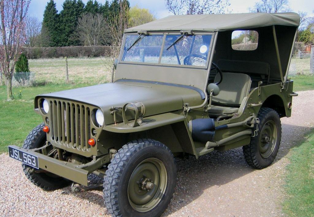 Us Army Jeep Willys Car Wallpaper 140 Car Wallpaper