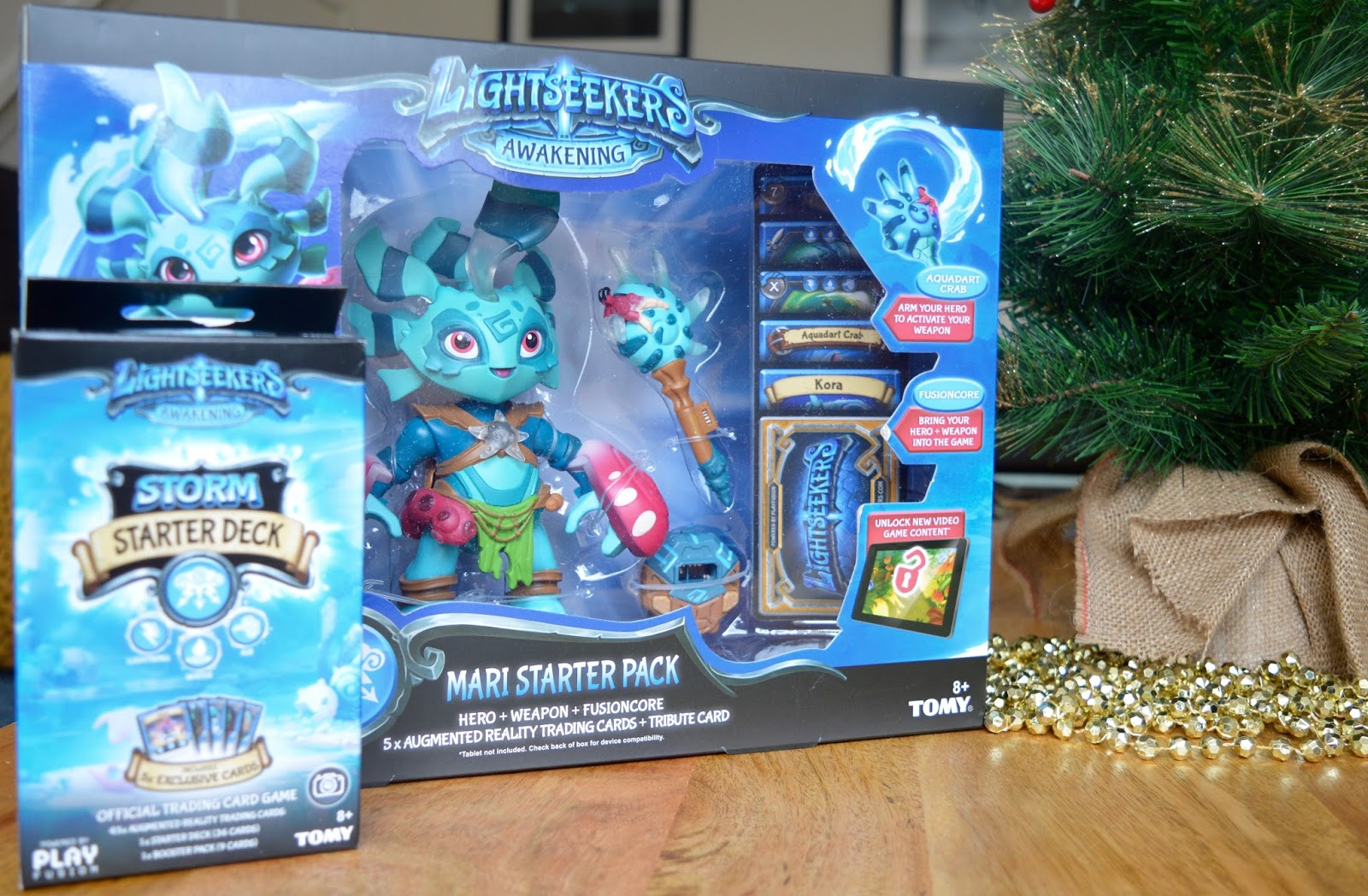 Lightseekers Mari Starter Pack Review, Parent's Guide & Giveaway