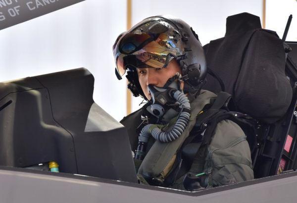 Pilot ROKAF Pertama Penerbang F-3A