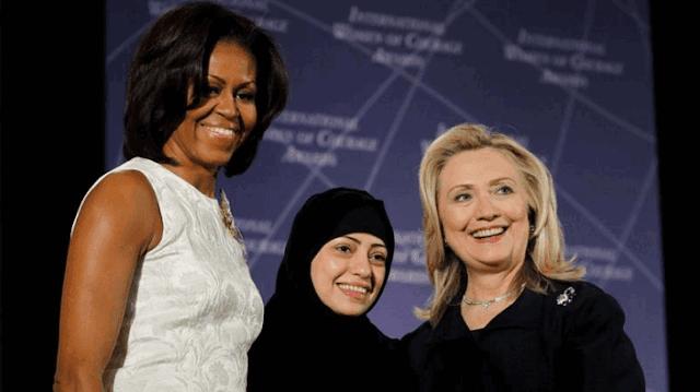 aktivis hak perempuan