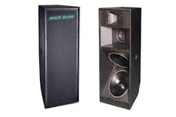 Skema Box Speaker 12 inch x2 Lapangan Fullrange Suara Lantang & Jauh
