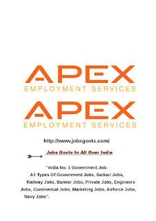 APEX Services Hiring Web Developers, Web Designer & Various Post