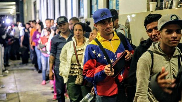 Superintendente Nacional de Migraciones de Perú manifestó que actualmente hay 708 mil ciudadanos venezolanos.