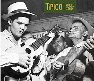 "Miguel Zenon Quartet: ""Tipico"" / stereojazz"