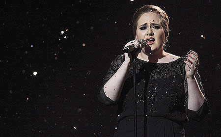 Diva Devotee: Brit Awards 2011 Best performance: Adele