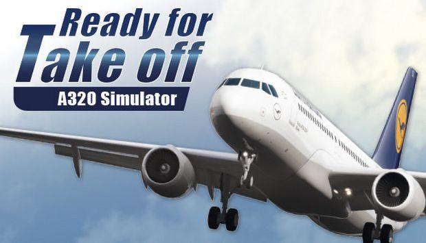 READY FOR TAKE OFF A320 SIMULATOR-CODEX