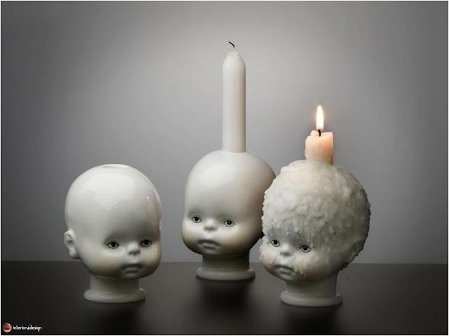 Modern Candle Holders 3