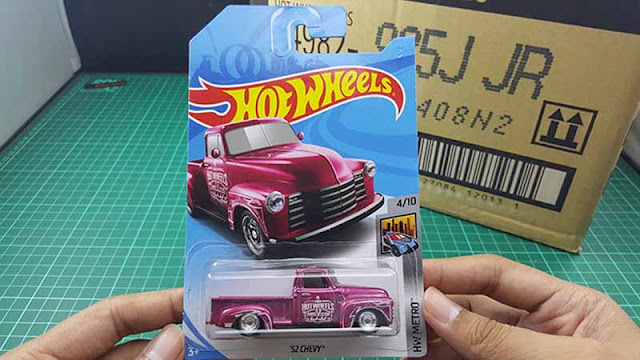 hot wheels indonesia 52 chevy super treasure hunt 2018