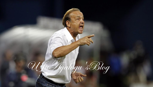 Rohr drops Musa, unleashes Iwobi, Iheanacho on Bafana Bafana + full list