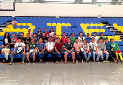 27 Paulinian athletes from the Basic Education department and College department